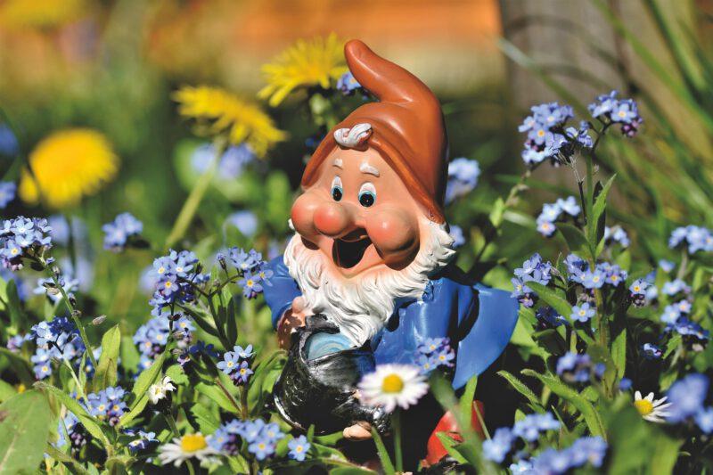 Wymarzony ogród – figurki do ogrodu