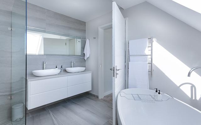 Armatura łazienkowa – jaką wybrać do swojego domu?